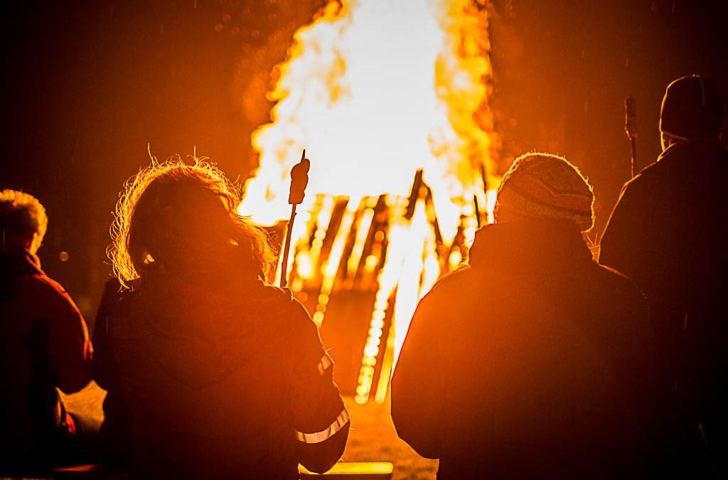 Frühlingsfest der Freiwilligen Feuerwehr Hohenheida