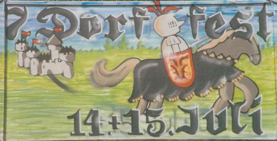 Dorffest 2007